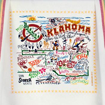 oklahoma-dish-towel