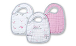 A+A SNAP BIBS 3 PACK FOR THE BIRDS