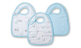 A+A SNAP BIBS 3 PACK LIAM THE BRAVE