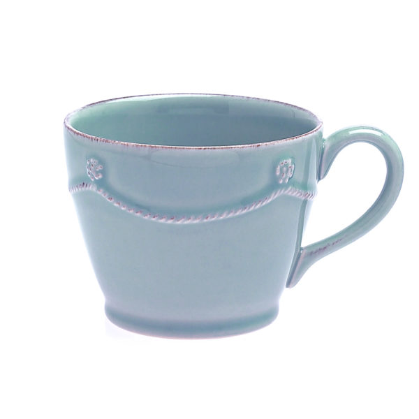 B&T ICE BLUE COFFEE TEA CUP