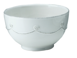 B&T WHITEWASH CEREAL BOWL