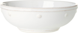 B&T WHITEWASH COUPE PASTA BOWL