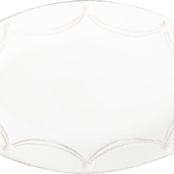 Juliska Berry & Thread Large Oval Platter