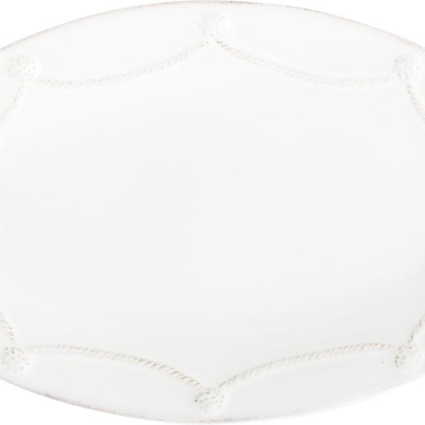 Juliska Berry & Thread Medium Oval Platter