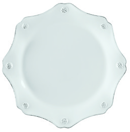 B&T WHITEWASH SCALLOP SALAD PLATE