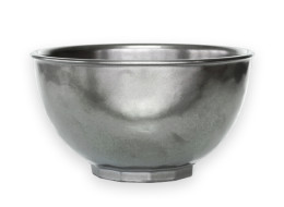 JULISKA PEWTER CEREAL BOWL