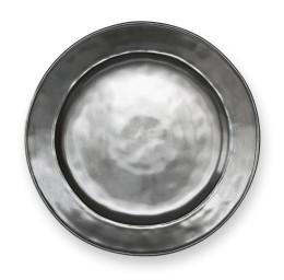 JULISKA PEWTER DINNER PLATE