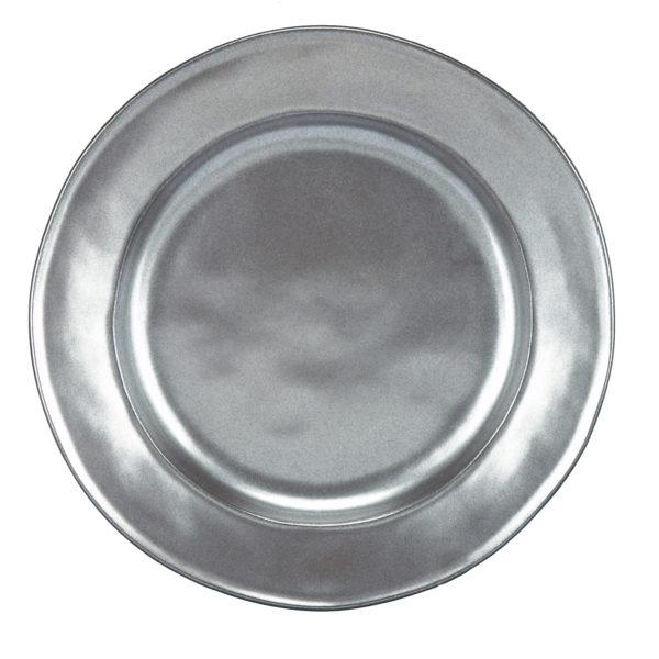 Juliska Pewter Round Salad Plate