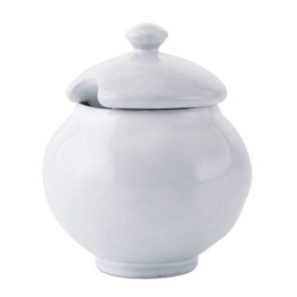 Juliska Quotidien Lidded Sugar Bowl