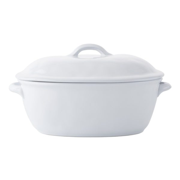 Juliska Quotidien Large Covered Casserole