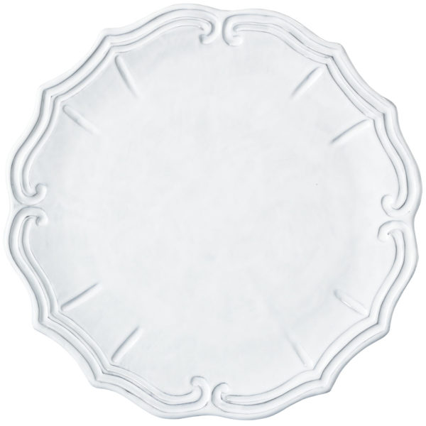 Vietri Incanto Baroque Charger