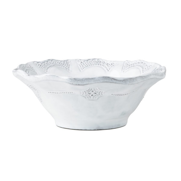 Vietri Incanto Lace Cereal Bowl