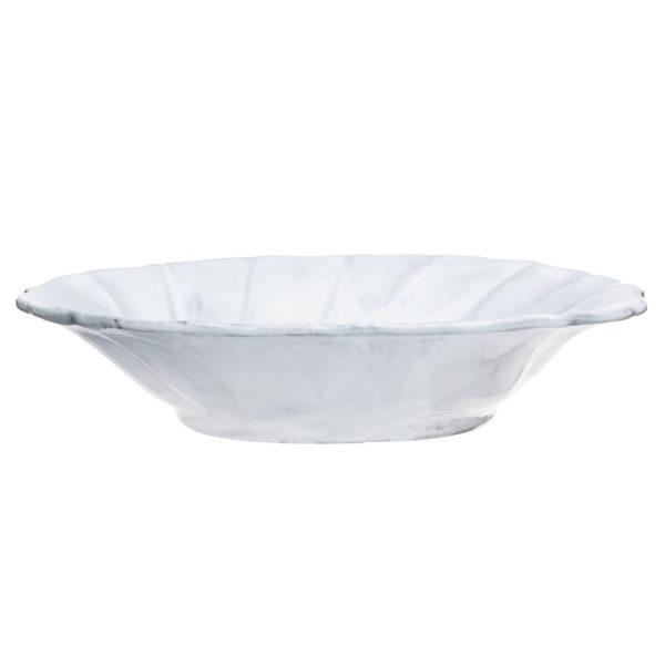 Vietri Incanto Ruffle Pasta Bowl