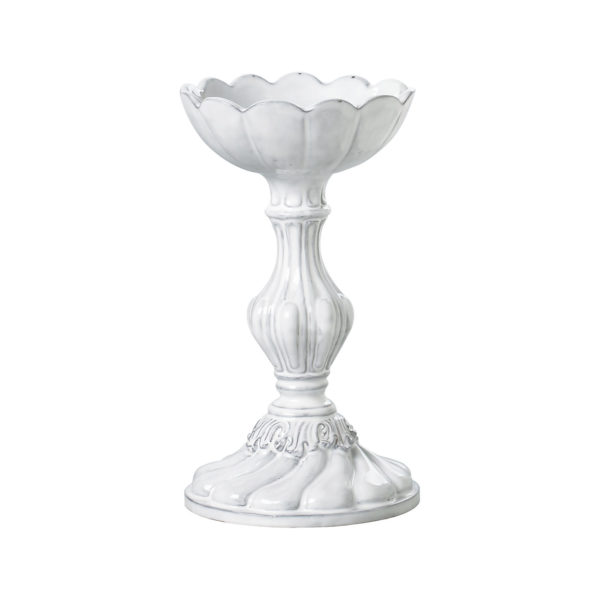 Vietri Incanto Small Round Base Candleholder