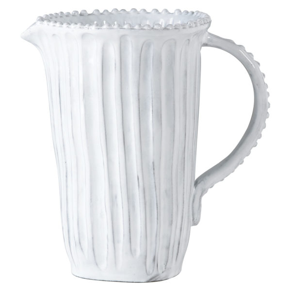 Vietri Incanto Stripe Pitcher
