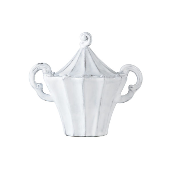 Vietri Incanto Stripe Sugar Bowl