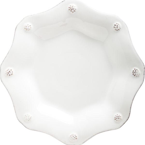Juliska Berry & Thread Scallop Tea Plate