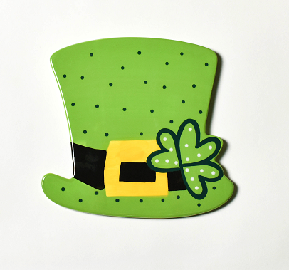 Happy Everything Leprechaun Hat Big Attachment