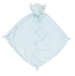 ANGEL DEAR BLANKIE BLUE ELEPHANT