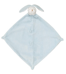 ANGEL DEAR BLANKIE BLUE FLOPPY EAR BUNNY