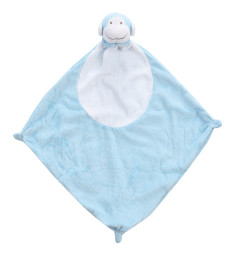 ANGEL DEAR BLANKIE BLUE MONKEY