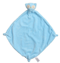ANGEL DEAR BLANKIE BLUE OWL
