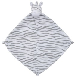 ANGEL DEAR BLANKIE DARK ZEBRA