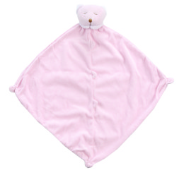 ANGEL DEAR BLANKIE PINK BEAR
