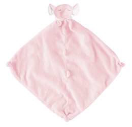 ANGEL DEAR BLANKIE PINK ELEPHANT
