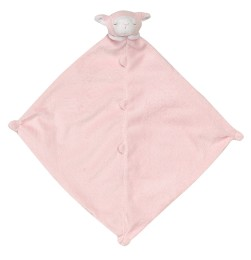ANGEL DEAR BLANKIE PINK LAMB