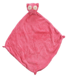 ANGEL DEAR BLANKIE PINK OWL