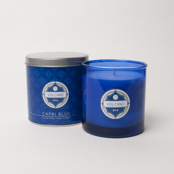 Capri Blue Chub Cup Candle- Volcano
