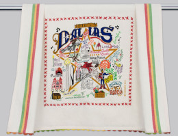 CATSTUDIO DALLAS DISH TOWEL