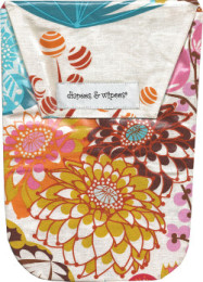 DIAPEES AND WIPEES WATERPROOF JUBILEE FLOWER
