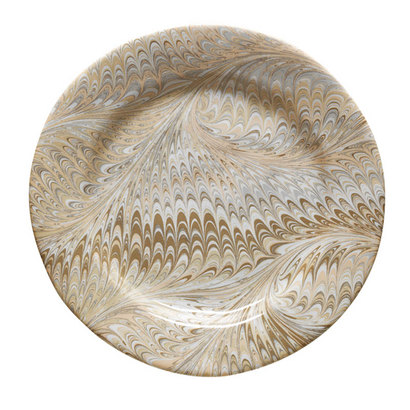 Juliska Firenze Cappuccino Charger Plate