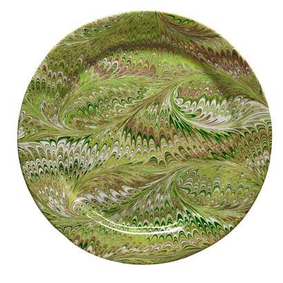 Juliska Firenze Pistachio Charger Plate
