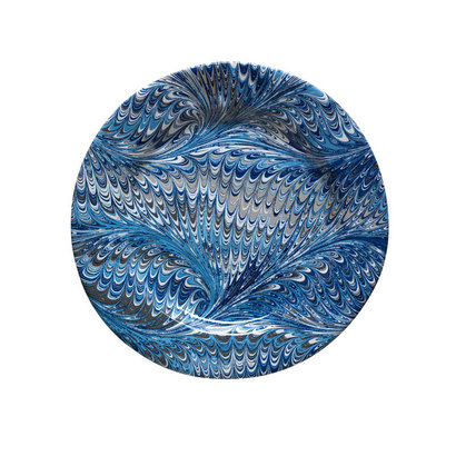 Juliska Firenze Delft Blue Salad Plate