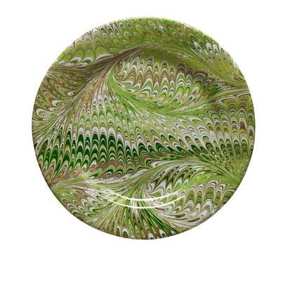 Juliska Firenze Pistachio Salad Plate