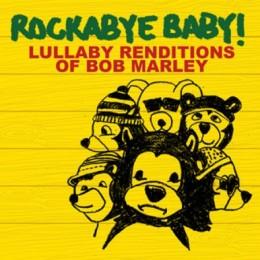 ROCKABYE BABY BOB MARLEY CD