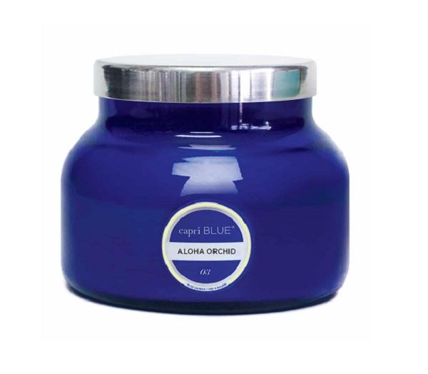 Capri Blue Jar Candle- Aloha Orchid