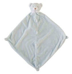blue bear blanky new