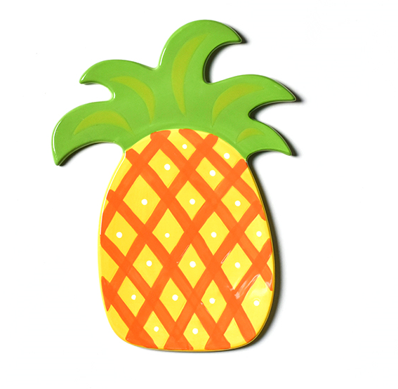 Happy Everything Pineapple Mini Attachment