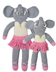 Blabla Knit Doll- Josephine The Elephant