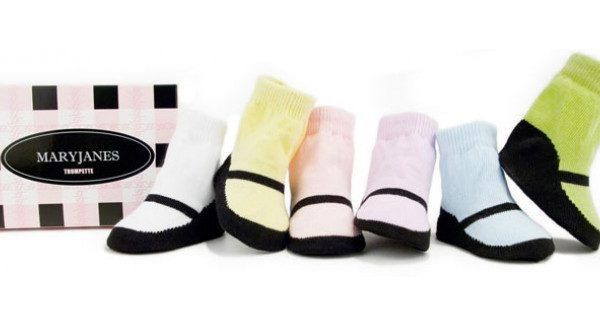 Trumpette Mary Jane Pastel Sock Set