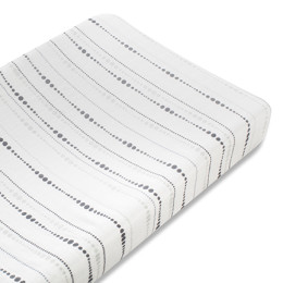 A+A  BAMBOO CHANGING PAD COVER MOONLIGHT  BEADS