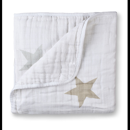 Aden + Anais Super Star Scout Classic Dream Blanket