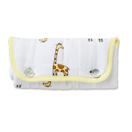 A+A PORTABLE CHANGING PAD JUNGLE JAM GIRAFFE 1
