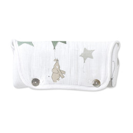 A+A PORTABLE CHANGING PAD UP UP AND AWAY ELEPHANT 1