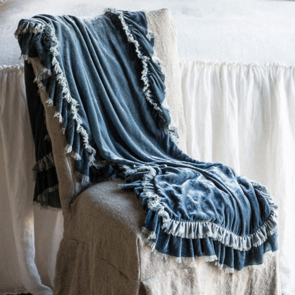 Bella Notte Throw Blanket Loulah