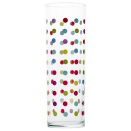 FISH'S EDDY POLKADOT GLASS